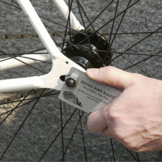 Broke bike business cards
