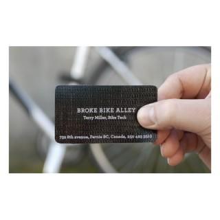 bike patch business card