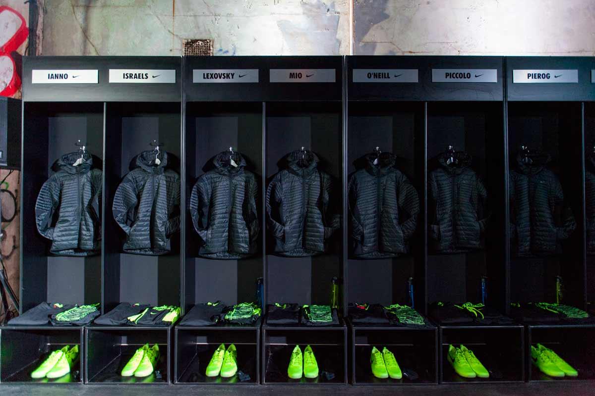 Nike Speedhouse