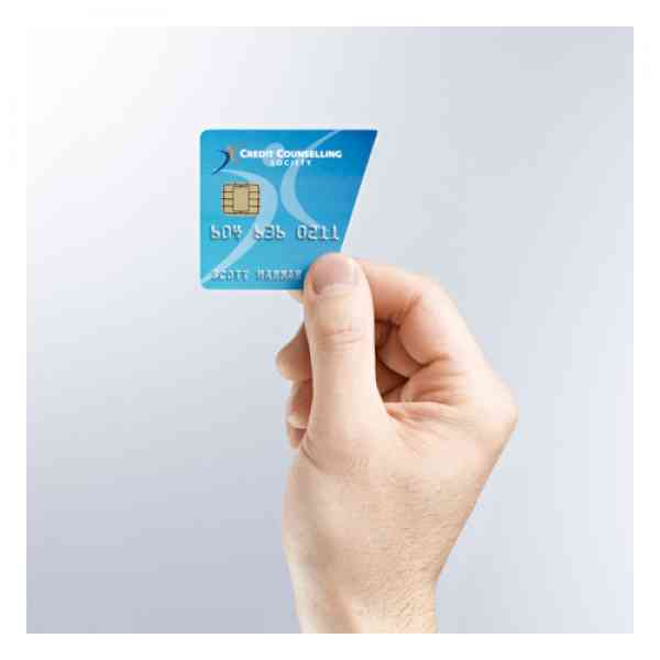 Credit Counseling Society Business Card 1