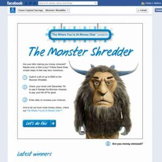 Monster Shredder