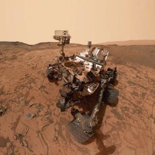 Slack Nasa Rover