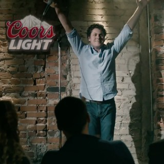 Coors Light The Mountain Speech