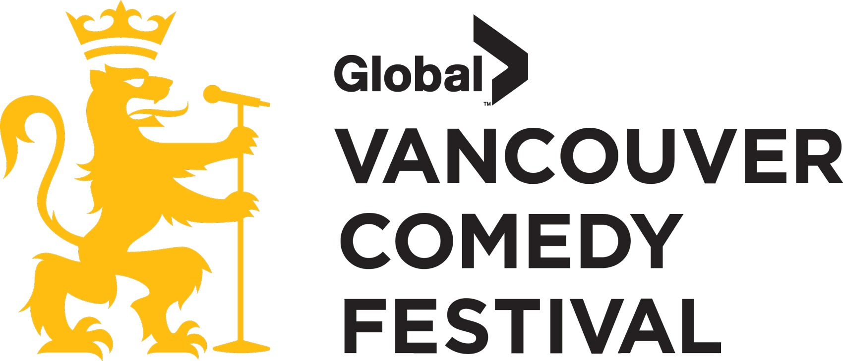 Vancouver Comedy Festival logo