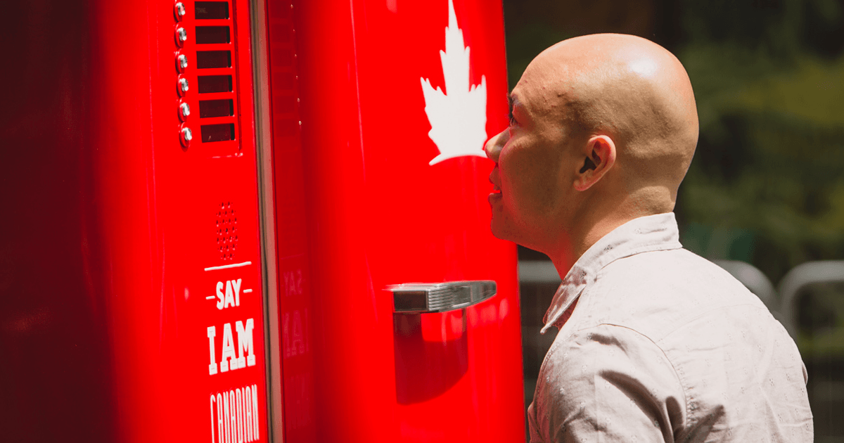 Google Helps The Molson Canadian Beer Fridge Translate In