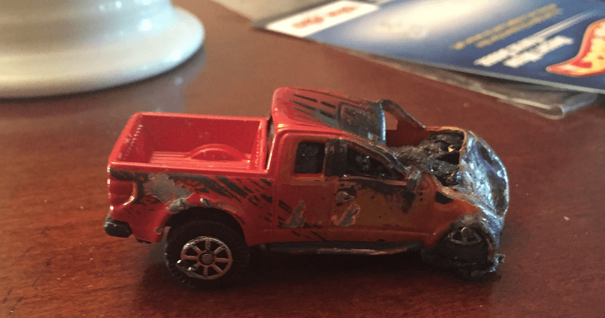 Arrive Alive Toy Cars