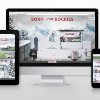 Coors Light website
