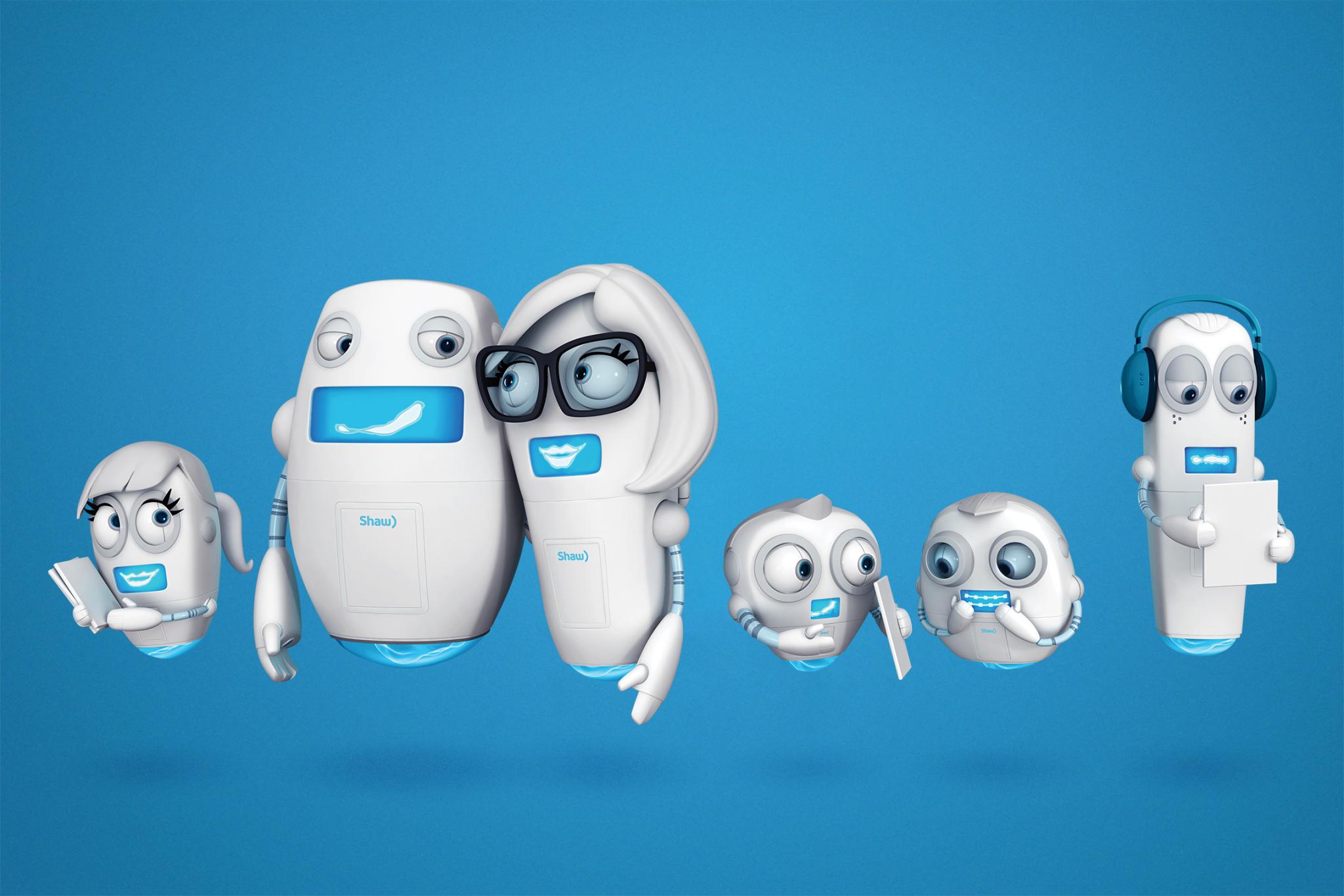 Shaw Bot Family