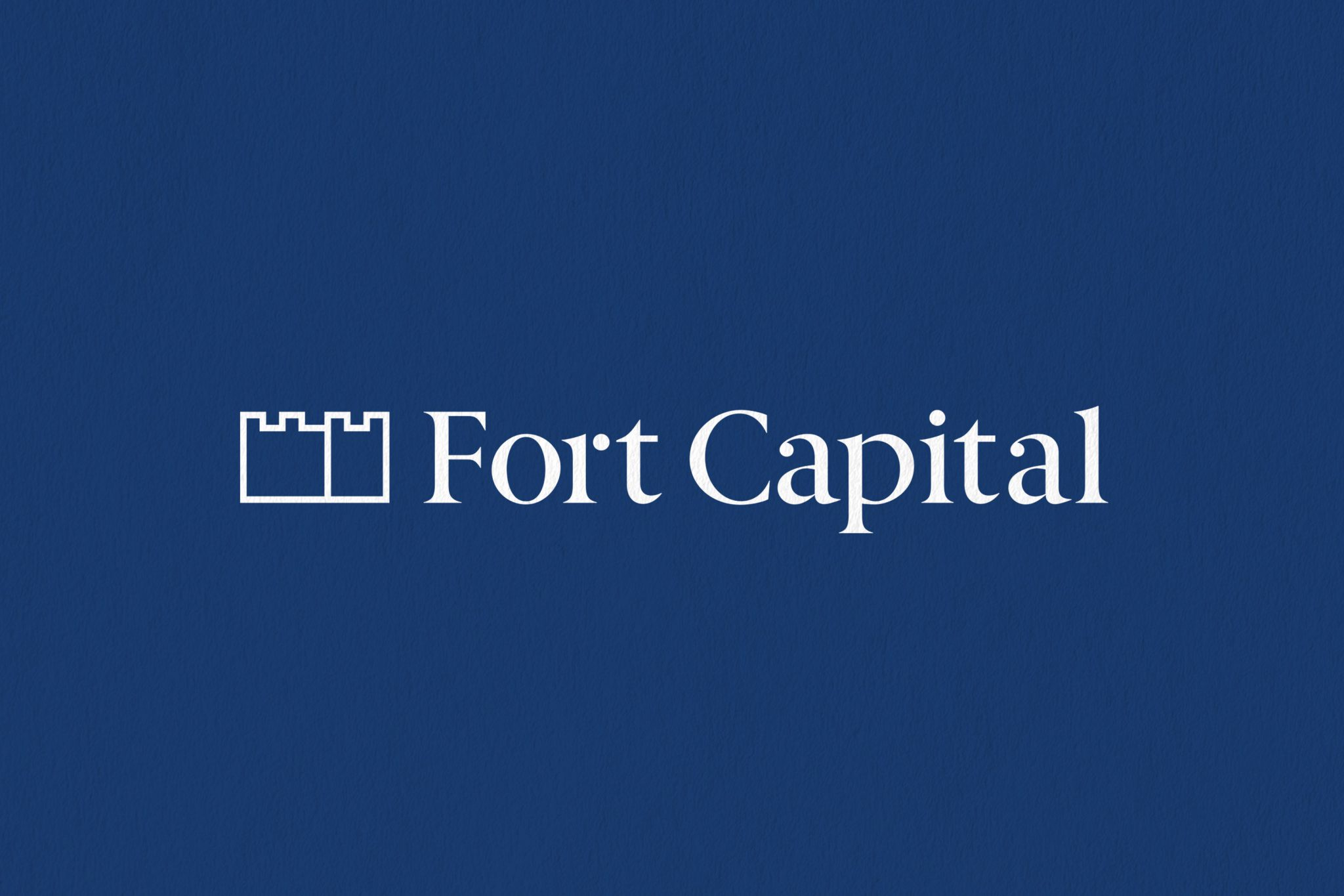 Fort capital logo wordmark 2048x1365